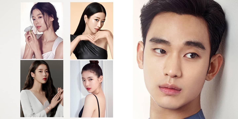 All The K Drama Leading Ladies Of Kim Soo Hyun Metro Style