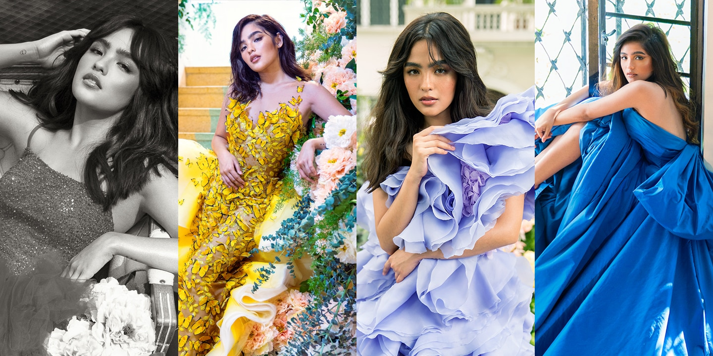 EXCLUSIVE: Debutante Of The Year Andrea Brillantes Celebrates Her 18th Birthday With Metro