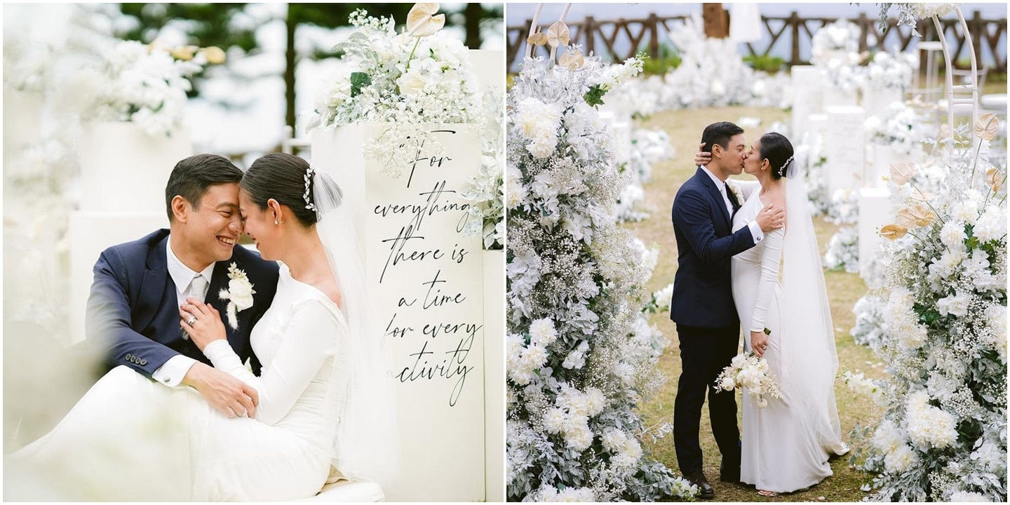 5 Things We Loved About Mikki Eduardo And Bettina Carlos' Tagaytay Wedding