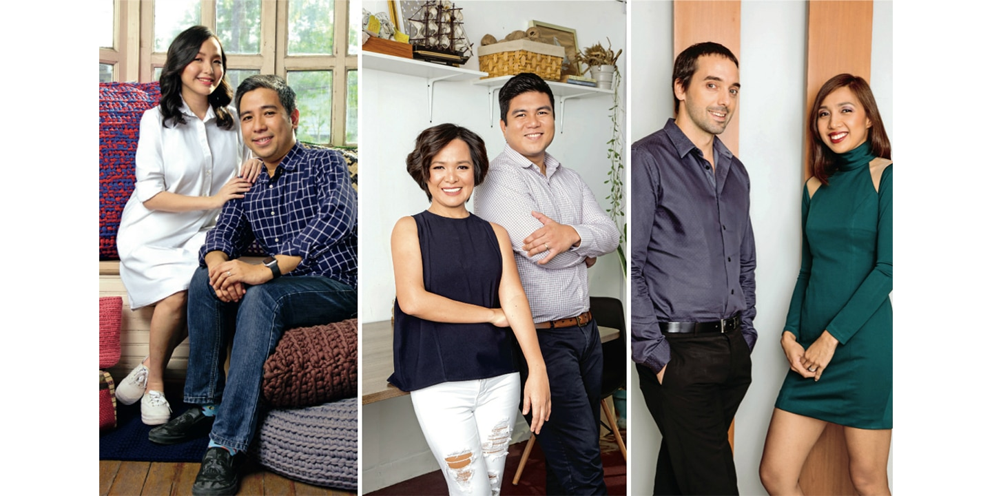 How To Mix Business With Relationships? Let These Couples Show You The Way