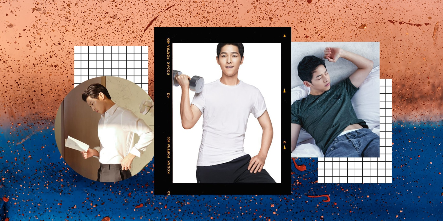 K-Drama Pretty Boy Song Joong-ki Is As Fit and Youthful As Ever At 35
