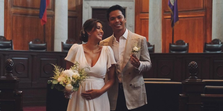5 Things We Loved About Rachel Peters And Migz Villafuerte's Wedding