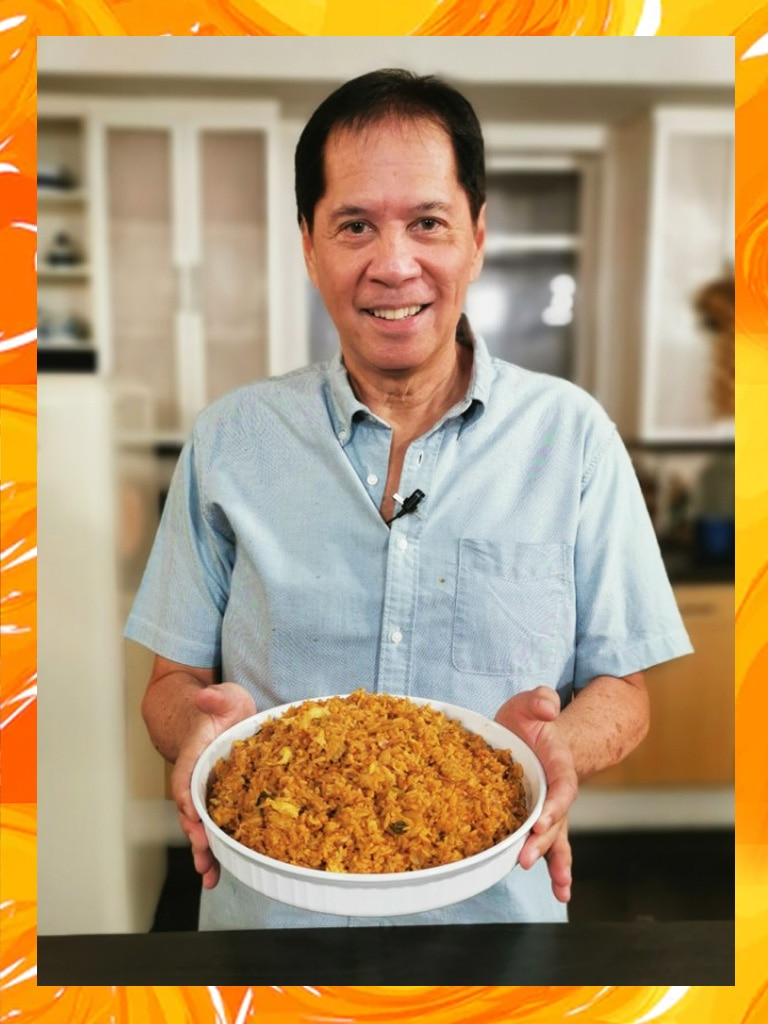 Chef Sandy Daza's Quarantine Cooking Rule #1: Use Simple And Leftover Ingredients You Have At Home