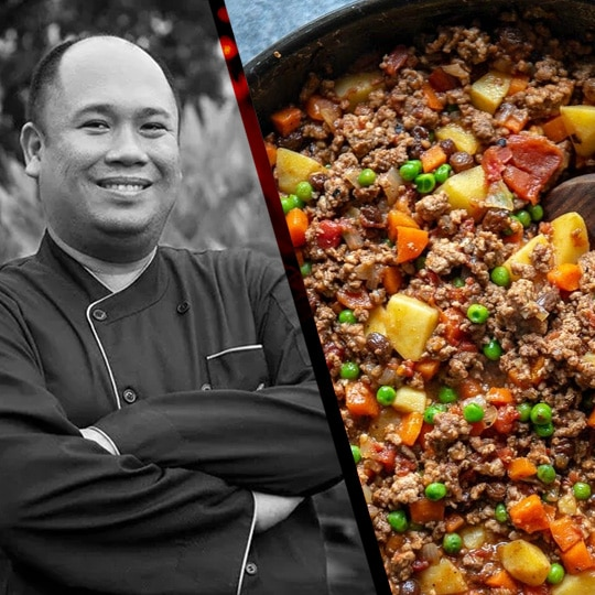 "Learn About The Roots Of Filipino Cuisine From ""The Food That We Are"" With Chef Tatung"