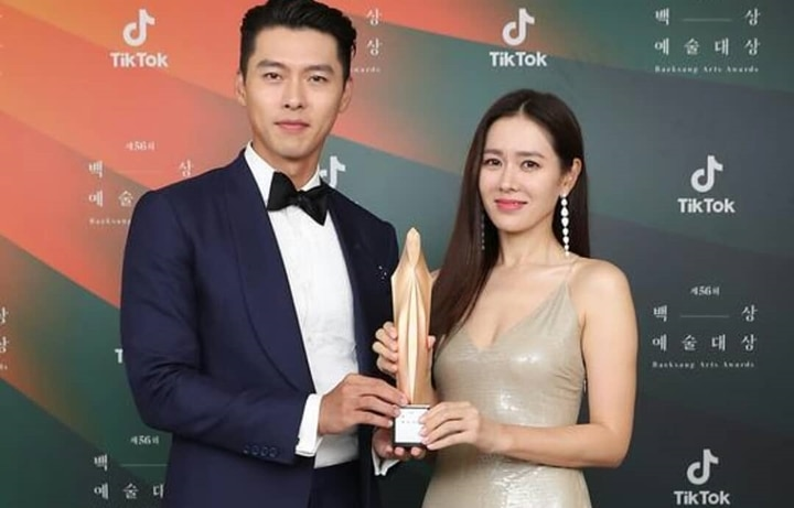 We Can't Get Over The #BinJin Couple Moments At The 56th Baeksang Arts Awards