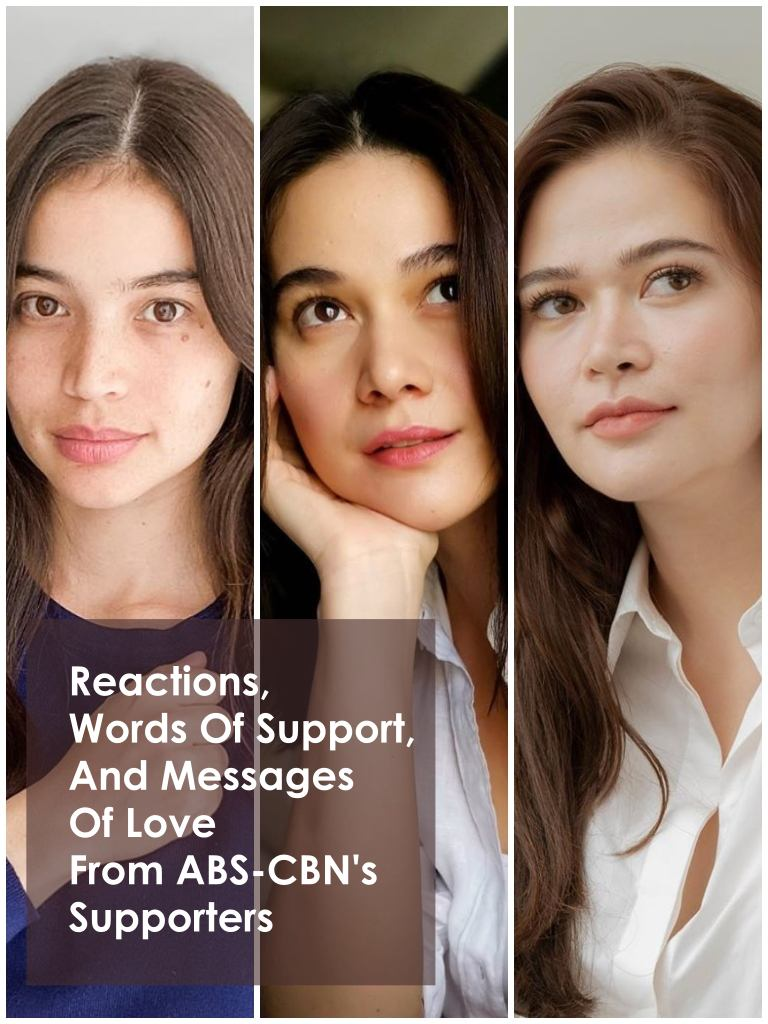 Reactions, Words Of Support, And Messages Of Love From ABS-CBN's Supporters