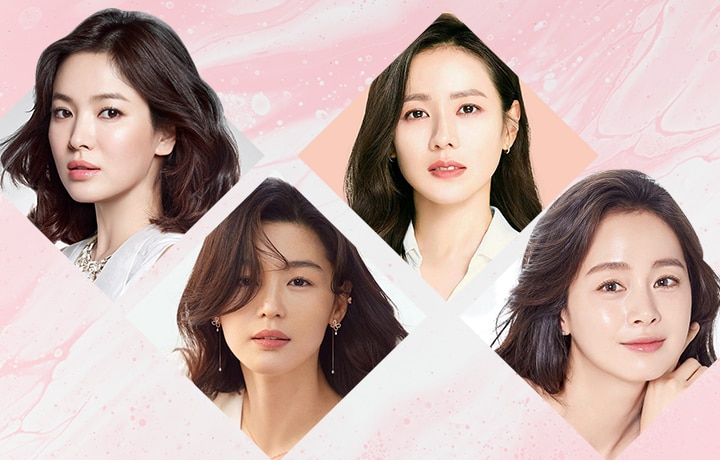 9 Ageless Korean Actresses And Their Top Beauty Secrets
