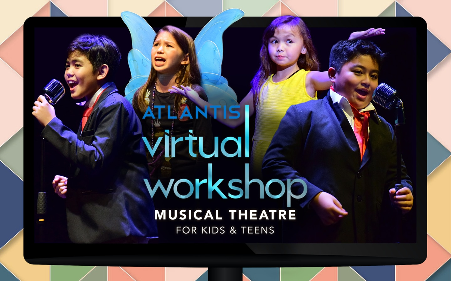 Atlantis Theatrical Opens More Slots For Their Virtual Workshops