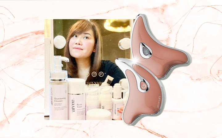 Aivee Clinic Launches This Portable Skin Tightening Device For Your Quarantine Skincare Needs