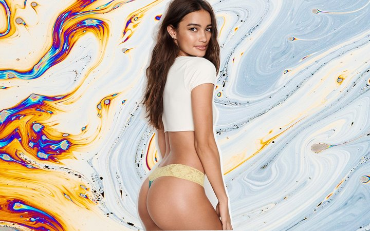 Get The Perfect Butt With Model Kelsey Merrit's Home Workout