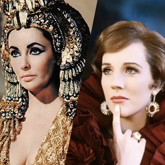 21 of the Biggest Beauty and Fashion Moments in Classic Cinema