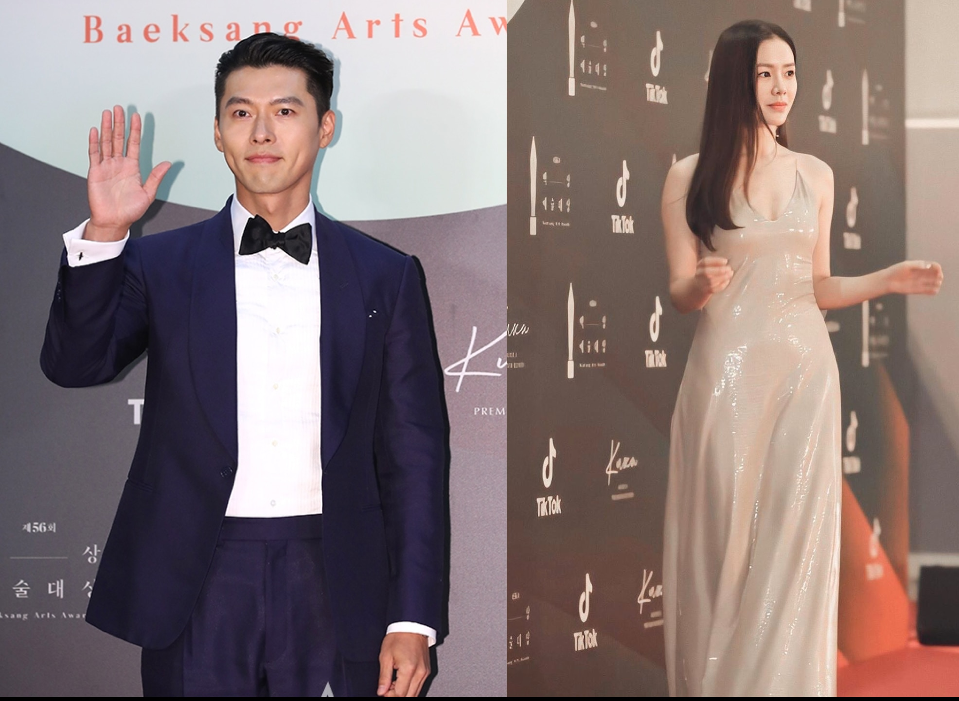 Is #BinJin The Most Stylish Pair At The Baeksang Awards? Here's Why!