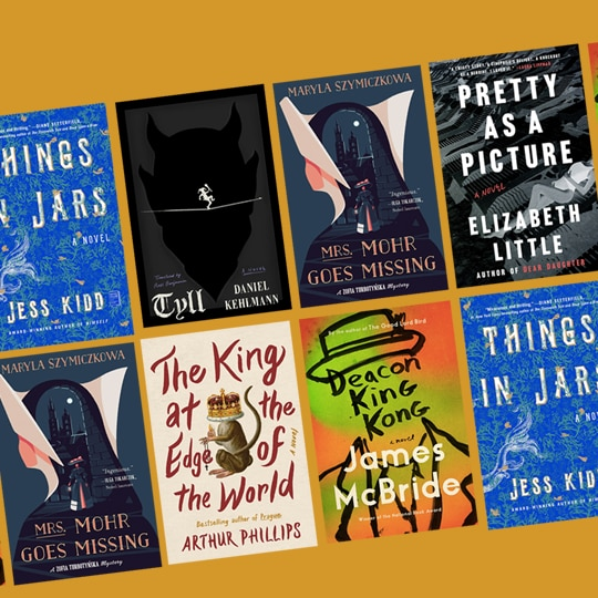 6 Contemporary Novels To Check Out During The Quarantine