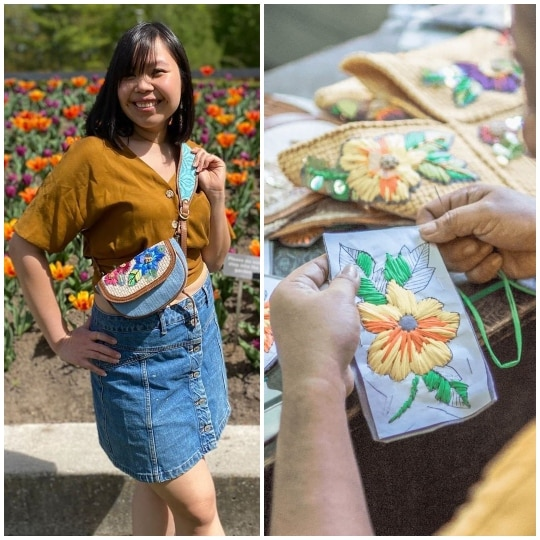 Cambio & Co.'s Gelaine Santiago Brings The Beauty Of Philippine Social Enterprises To Canada And Beyond