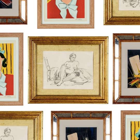 Metro Editors' Picks: Casa de Memoria Online Auction