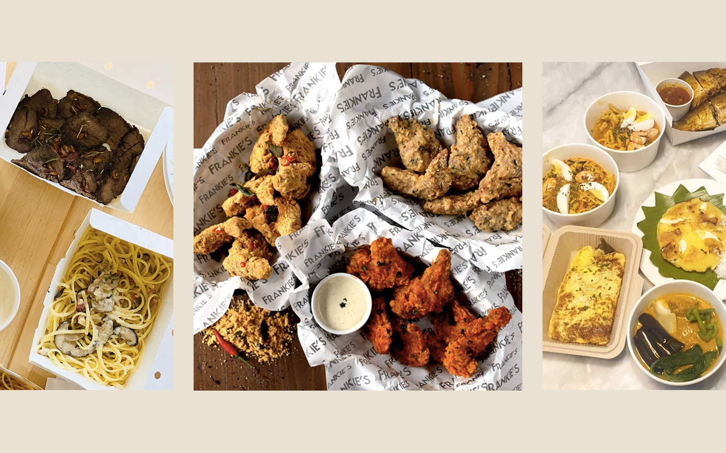6 More Restaurants That Have Re-Opened For Delivery and Take-Out