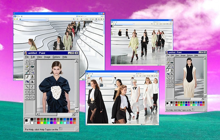 The Future Of Runway Shows Is Online, And We're All Taking The Front Row