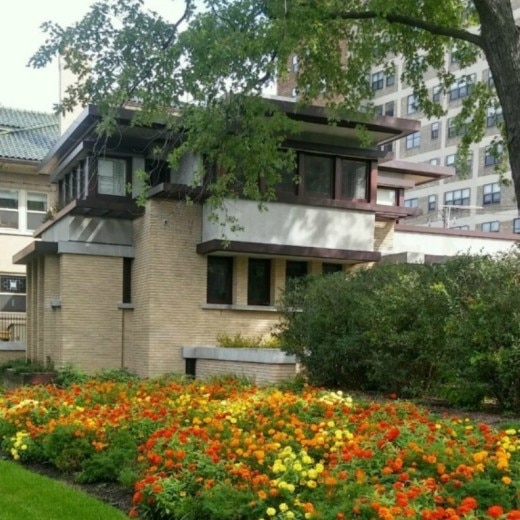 The Restoration of This Frank Lloyd Wright Home In Chicago Is A Triumph