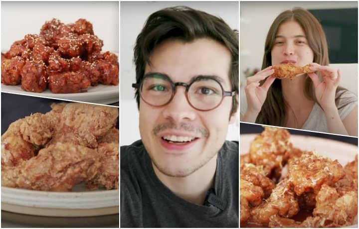 We Kitchen-Tested Erwan Heussaff's CLOY-inspired Korean Fried Chicken Recipe