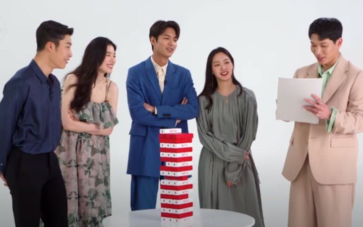 "WATCH: ""The King: The Eternal Monarch"" Cast Makes Fans Smile With Their Jenga Interview"