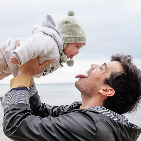 30+ Of The Sweetest Celebrity Father's Day Photos And Tributes To Warm Your Heart