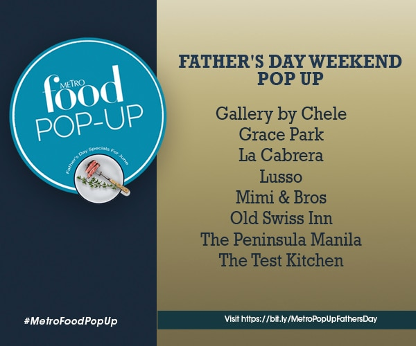 Spoil Dad This Weekend With His Favorite Dishes