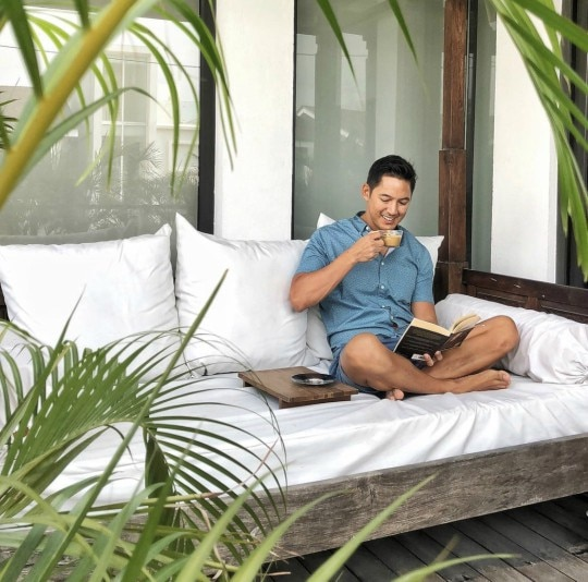"WATCH: Marc Nelson Takes Us To His ""Perfect Little Piece of Paradise"""