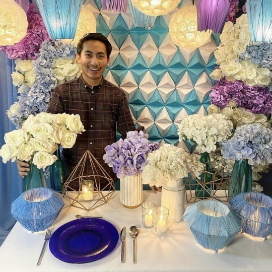 WATCH: Master Event Stylist Gideon Hermosa's Craft Room Is Where All The Magic Begins