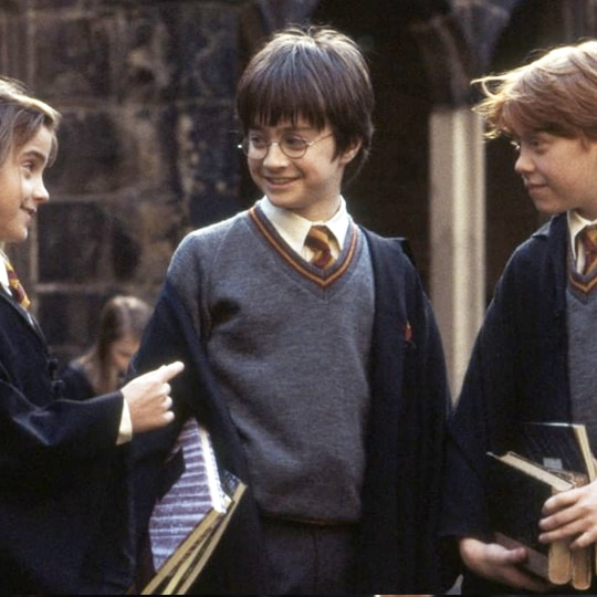 'Harry Potter and the Sorcerer's Stone' Read By Various Stars Is the Quarantine Distraction You've Been Waiting For