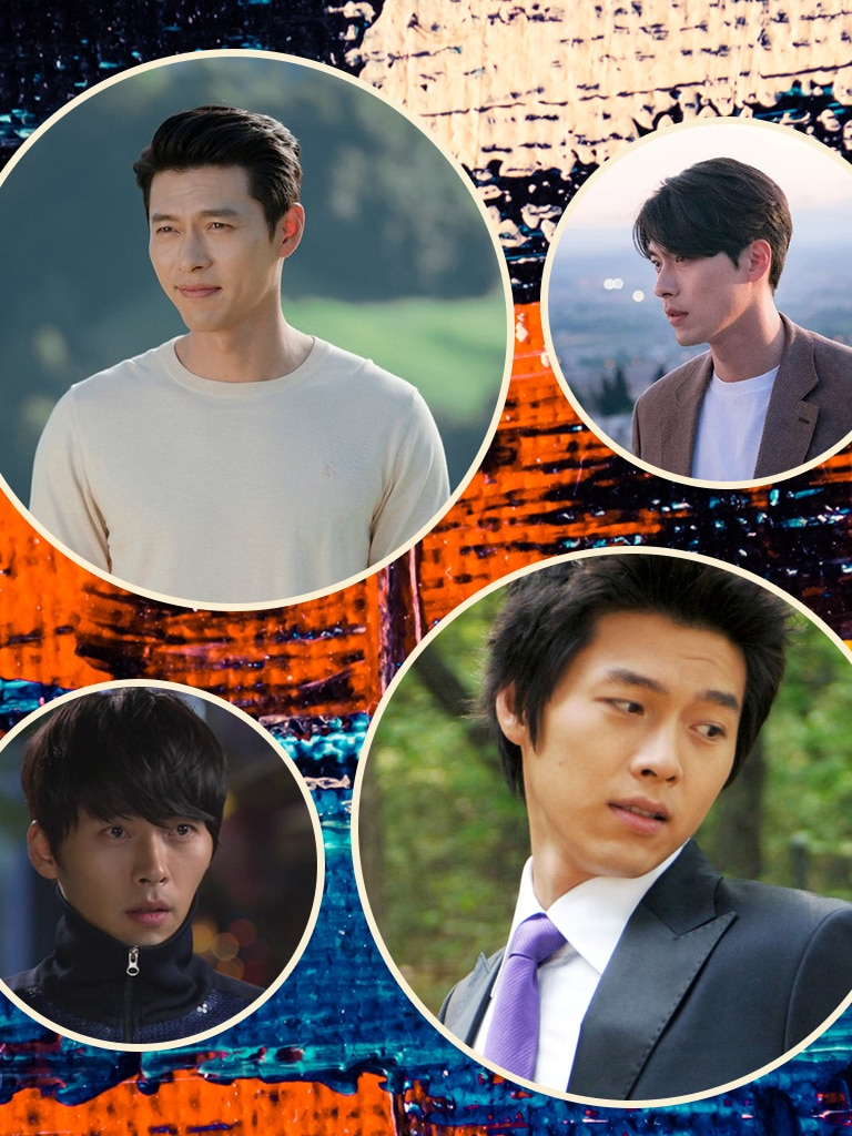 The Best Looks of Hyun Bin's Most Iconic K-Drama Characters