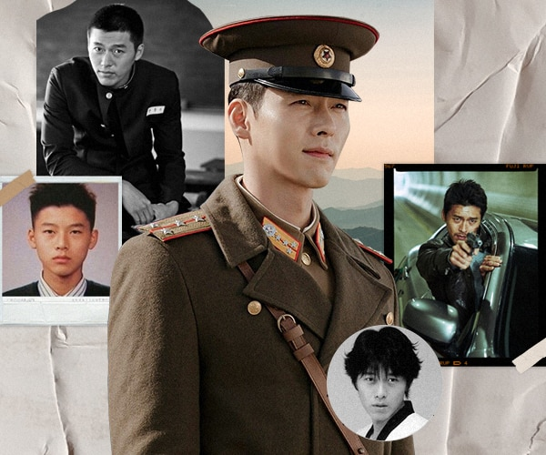 The Many Faces of Hyun Bin: The Evolution of a Superstar