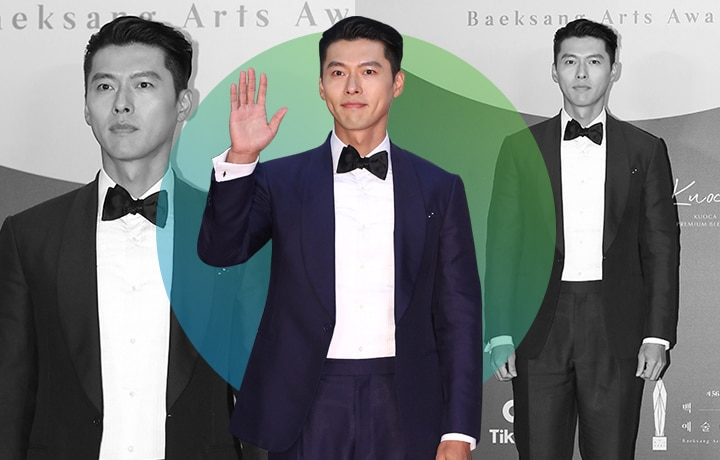 #MetroStyleWatch: Hyun Bin Is A True Style Star At The 56th Baeksang Arts Awards