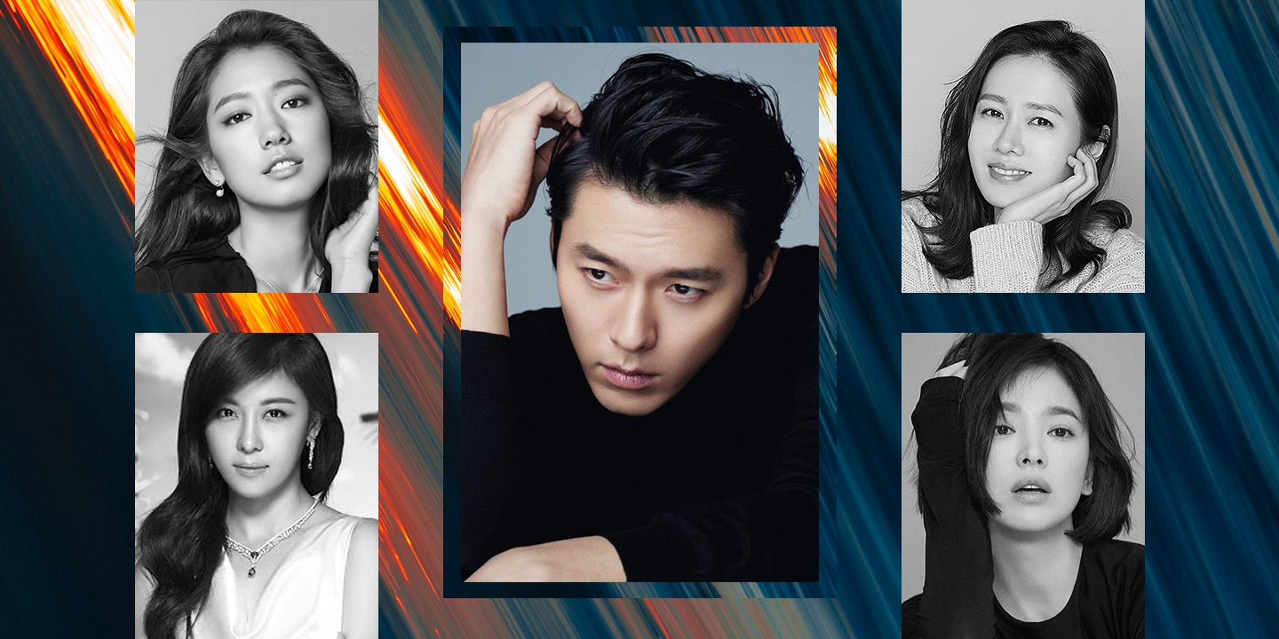 All Of Hyun Bin's Leading Ladies In Film And TV