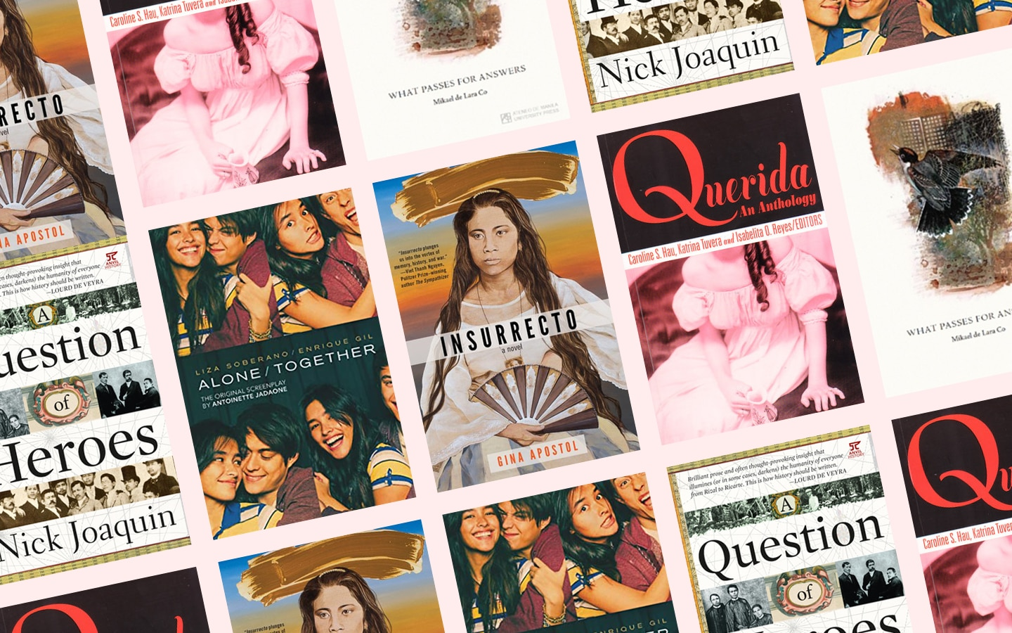 18+ Filipino Lit Reads, From Plays to Short Story Anthologies