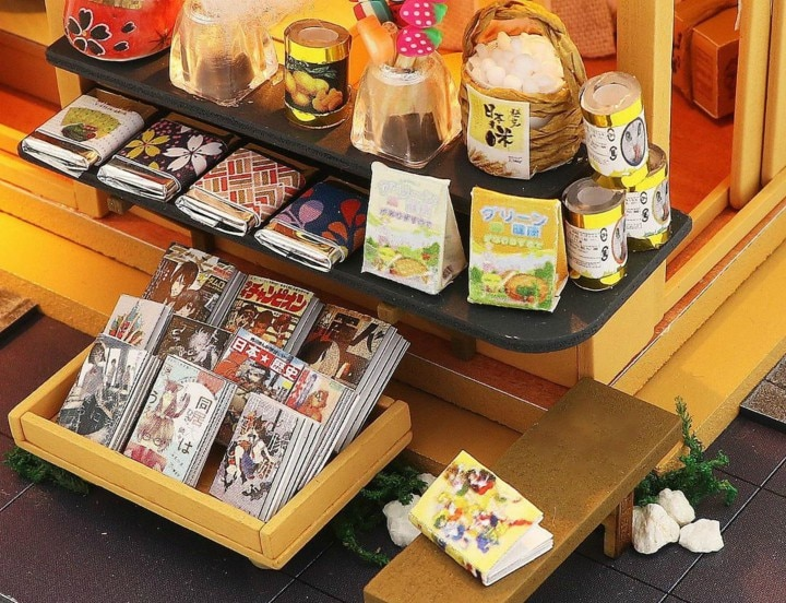 Object of the Week: Build Your Own Japanese Grocery With This Kit