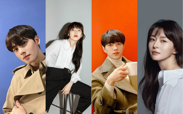 These K-Drama Stars Are K-Pop Idols, Too!