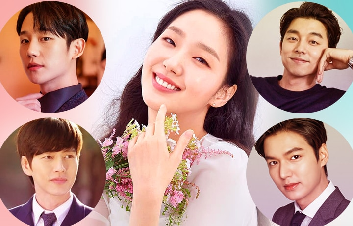 All The Leading Men Kim Go-Eun Has Worked With
