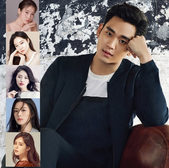 Kim Soo-Hyun Is Back In A K-Drama! Here's A List Of His Onscreen Partners