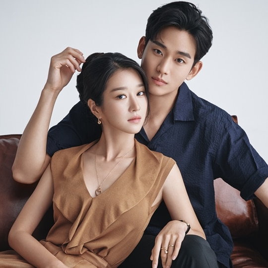 "Kim Soo-Hyun And Seo Ye-Ji Talk About Their Characters In ""It's Okay To Not Be Okay"""