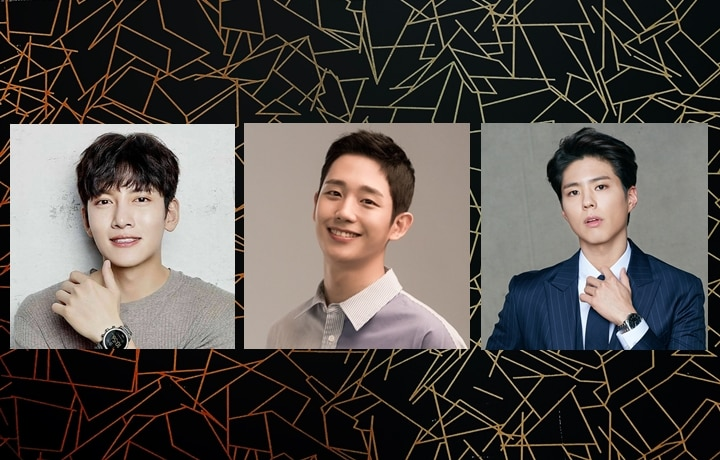 21 Korean Heartthrobs With Upcoming K-Dramas
