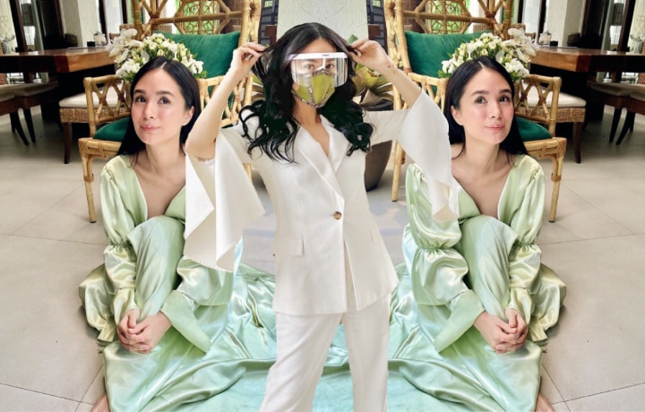All The Looks That Made Heart Evangelista Ace  Indoor Dressing In Style