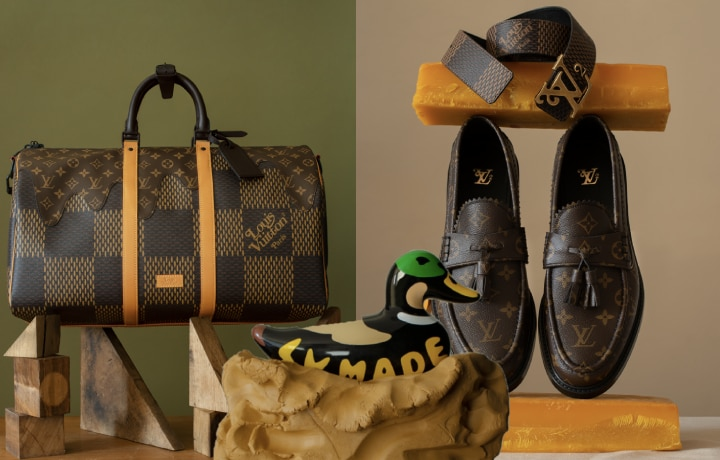 Here's Why The Louis Vuitton x Nigo Collection Might Just Be Its Coolest Yet