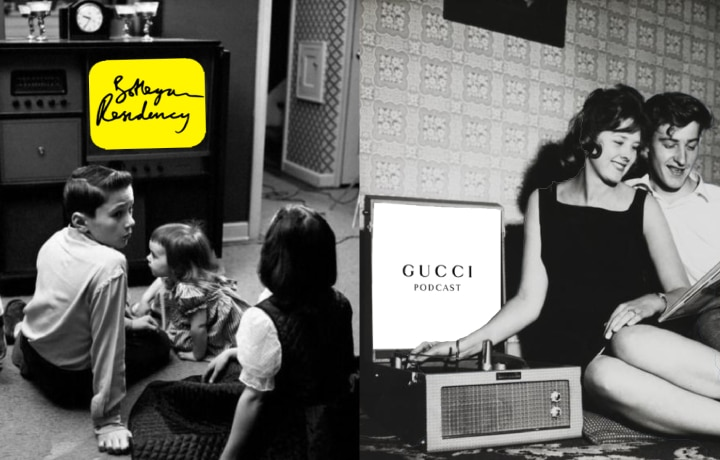 Bottega Veneta And Gucci Create An Online Safe Space For Troubled Creatives To Relearn During COVID-19