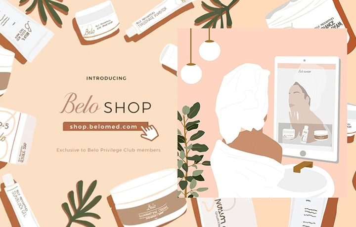 You Can Now Shop Your Belo Beauty Favorites Online!