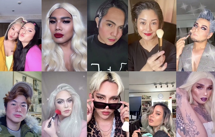 #PassTheBrushNotTheVirus: Epic Beauty Transformations By Local Makeup Artists