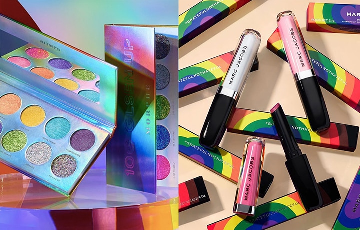 Shop These Limited-Edition Beauty Products To Support Pride Month 2020