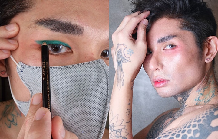 WATCH: Quarantine Makeup Tutorials By Celebrity Makeup Artist Mark Qua