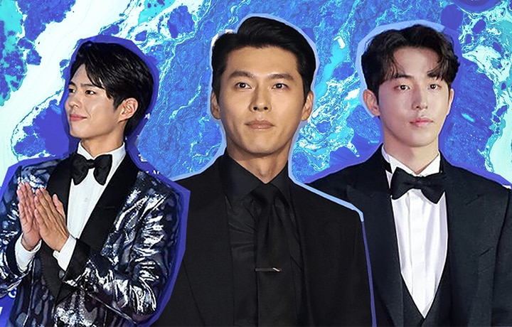 The Most Handsome Looks At Last Year's 55th Baeksang Arts Awards