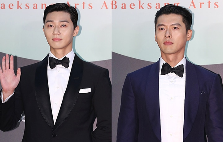 56th Baeksang Arts Awards Most Handsome Actors