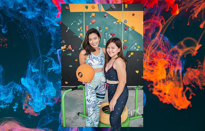 Get To Know The Amazing Duo Behind 'Fit Moms Project'